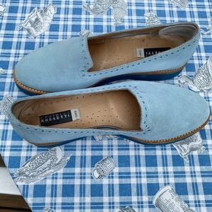 Soft suede light weight Fratelli Rossetti shoes